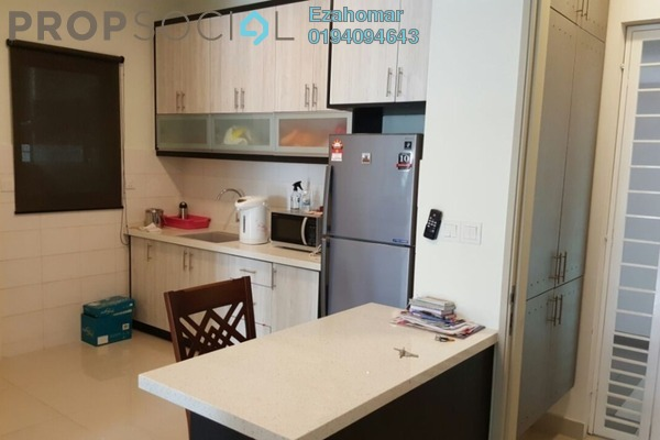 For Rent Condominium at The Z Residence, Bukit Jalil Freehold Fully Furnished 2R/2B 2.5k