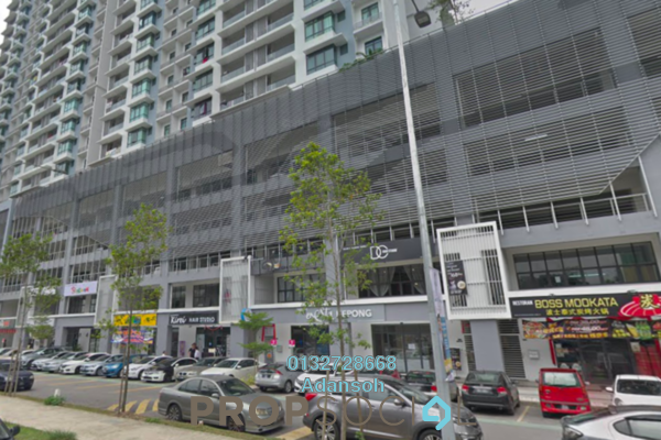 For Sale Office at Fortune Perdana Lakeside, Kepong Freehold Unfurnished 0R/0B 799k