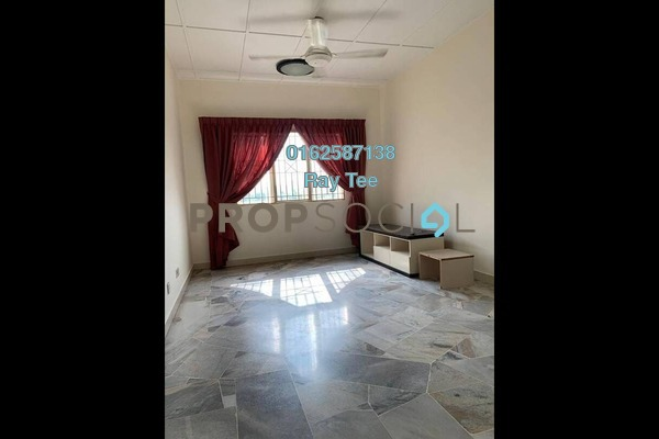 For Rent Apartment at Sri Penaga Apartment, Pusat Bandar Puchong Freehold Semi Furnished 3R/2B 900translationmissing:en.pricing.unit