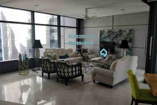 Condominium For Rent in The Troika, KLCC Freehold Fully Furnished 4R/5B 8k