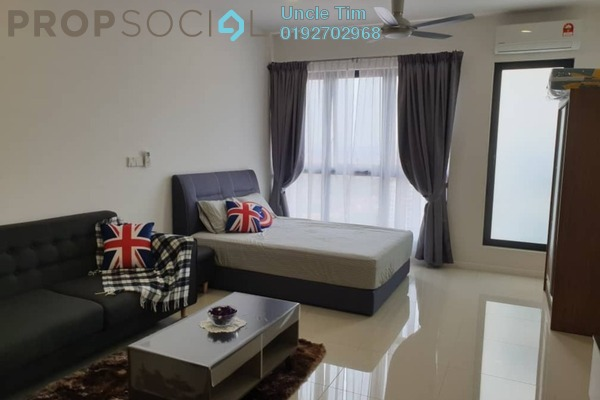 For Rent Serviced Residence at HighPark Suites, Kelana Jaya Freehold Fully Furnished 1R/1B 1.8k