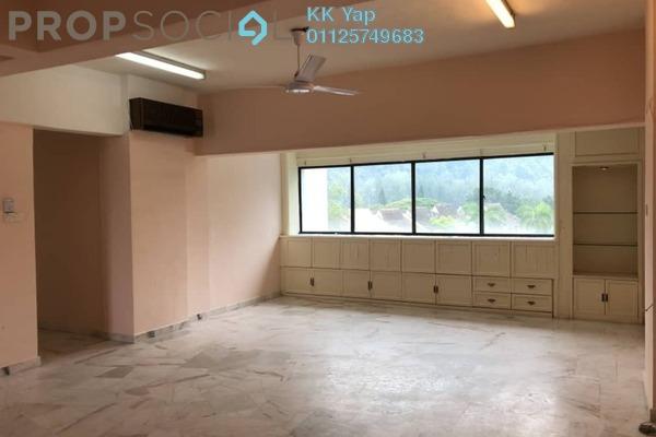 Condominium For Rent in Menara Impian, Ampang Freehold Semi Furnished 3R/2B 1.3k