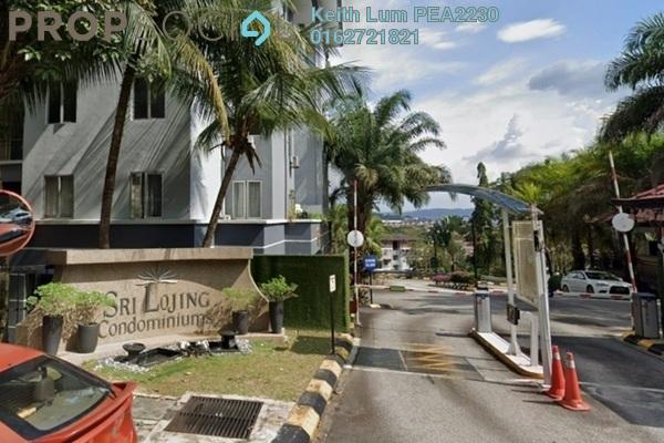 Condominium For Sale in Sri Lojing, Wangsa Maju Freehold Fully Furnished 4R/3B 680k