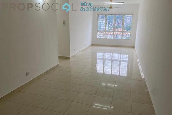 For Rent Condominium at Kasturi Idaman Condominium, Kota Damansara Freehold Unfurnished 3R/2B 1.3k
