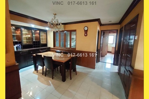 For Sale Condominium at Desa Villa, Taman Desa Freehold Fully Furnished 3R/2B 500k