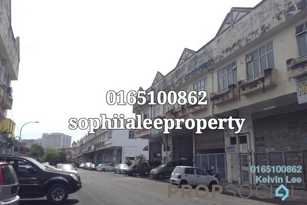 For Rent Factory at Taman Serdang Raya, Seri Kembangan Freehold Unfurnished 0R/0B 3.5k