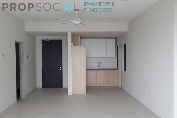 For Rent Condominium at Zefer Hill Residence, Bandar Puchong Jaya Freehold Semi Furnished 4R/3B 1.6k