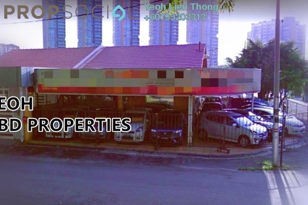 For Sale Shop at Taman Green Lane, Green Lane Freehold Unfurnished 2R/2B 2.75m