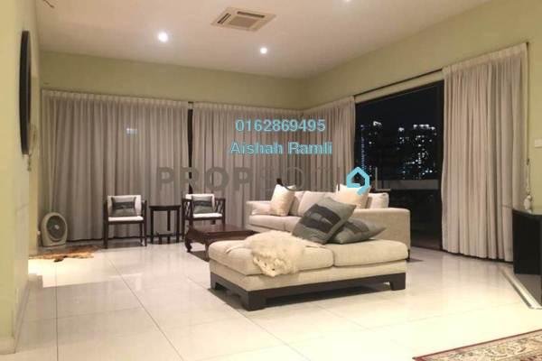 Condominium For Sale in Casa Kiara I, Mont Kiara Freehold Semi Furnished 5R/5B 2.1m