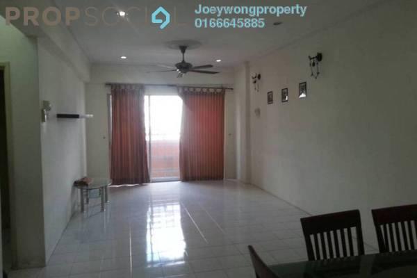 For Rent Apartment at Jalil Damai, Bukit Jalil Freehold Semi Furnished 3R/2B 1k