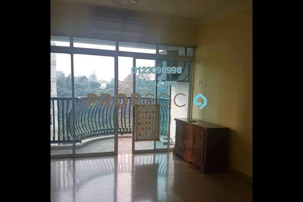 For Rent Condominium at Villa Scott, Brickfields Freehold Semi Furnished 2R/2B 2k