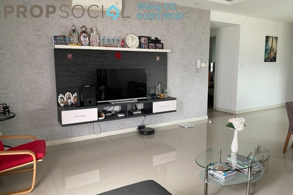 For Rent Condominium at Le Yuan Residence, Kuchai Lama Freehold Fully Furnished 3R/4B 3k