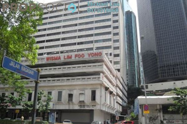 Office For Rent in Wisma Lim Foo Yong, Bukit Ceylon Freehold Unfurnished 0R/0B 10.8k