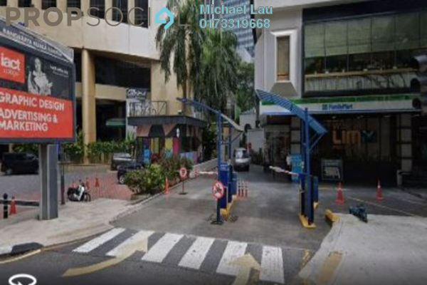Office For Rent in Wisma Lim Foo Yong, Bukit Ceylon Freehold Unfurnished 0R/0B 5.93k