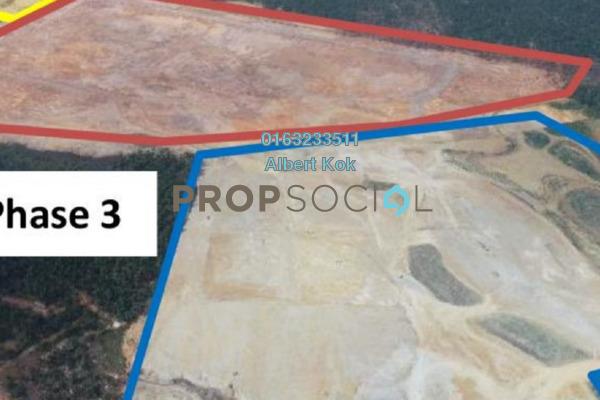 Land For Sale in Bandar Puncak Alam, Kuala Selangor Leasehold Unfurnished 0R/0B 13.1m