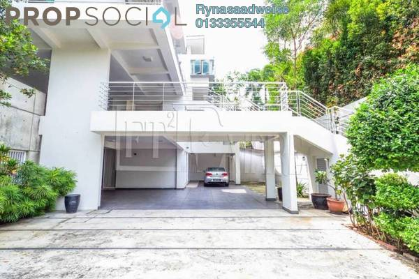For Sale Bungalow at The Residence, Mont Kiara Freehold Fully Furnished 10R/6B 10.5m