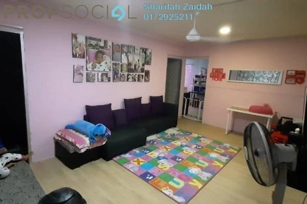 For Sale Apartment at Taman Petaling Utama, PJ South Freehold Fully Furnished 3R/2B 150k