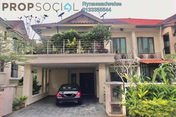Semi-Detached For Sale in Amarin Kiara, Mont Kiara Freehold Semi Furnished 7R/6B 5.7m