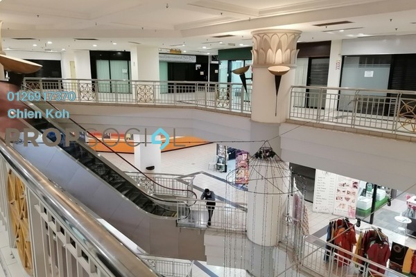 For Rent Shop at Mutiara Complex, Sentul Freehold Unfurnished 0R/0B 2.6k