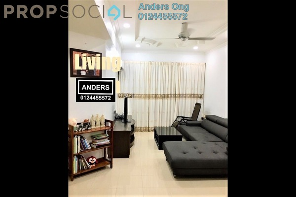 Condominium For Sale in Grand View, Tanjung Tokong Freehold Unfurnished 3R/0B 600k
