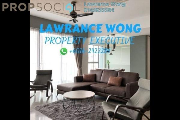 Condominium For Rent in Kiaramas Danai, Mont Kiara Freehold Fully Furnished 3R/4B 9k