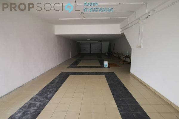 Shop For Rent in Taman Bersatu, Rawang Freehold Semi Furnished 0R/2B 4.5k
