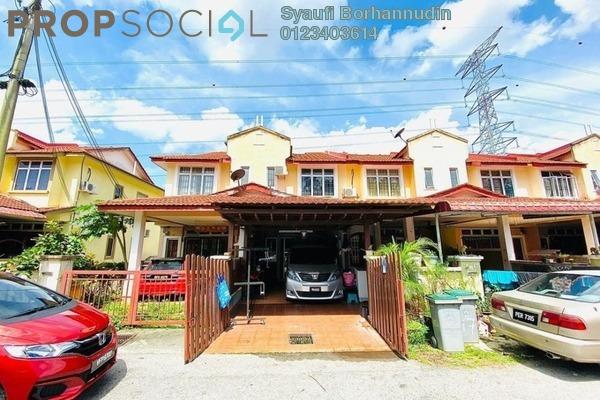 For Sale Terrace at Bandar Springhill, Sendayan Freehold Unfurnished 4R/3B 220k