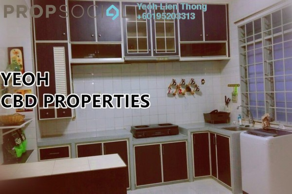 For Sale Terrace at Taman Brown, Bukit Gambier Freehold Semi Furnished 5R/2B 890k