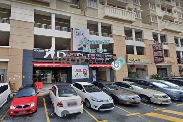Shop For Sale in Fortune Avenue, Kepong Freehold Unfurnished 0R/0B 1.5m