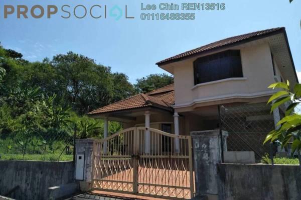For Sale Bungalow at Taman Hulu Langat Jaya, Batu 9 Cheras Freehold Unfurnished 6R/5B 1.58m
