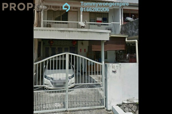 Terrace For Sale in Taman Cheras Awana, Cheras Freehold Unfurnished 4R/3B 840k