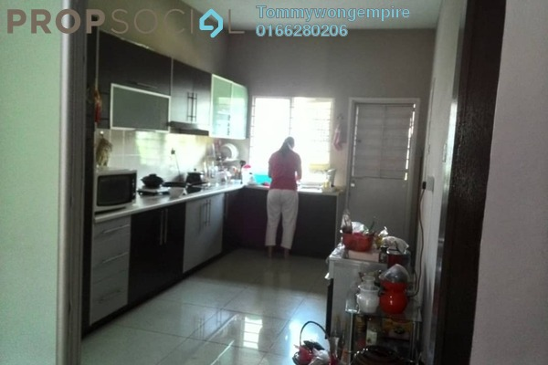 Terrace For Sale in Cheras Perdana, Cheras South Freehold Fully Furnished 5R/3B 790k