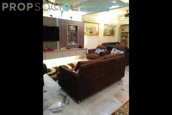 Terrace For Sale in Taman Samudra, Batu Caves Freehold Fully Furnished 5R/3B 750k