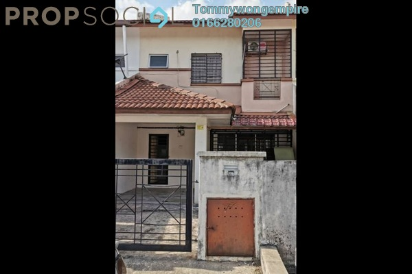 Terrace For Sale in Section 2, Wangsa Maju Freehold Semi Furnished 4R/2B 455k