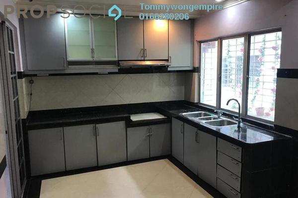 Terrace For Sale in Taman Sri Bahagia, Cheras South Freehold Semi Furnished 4R/3B 580k