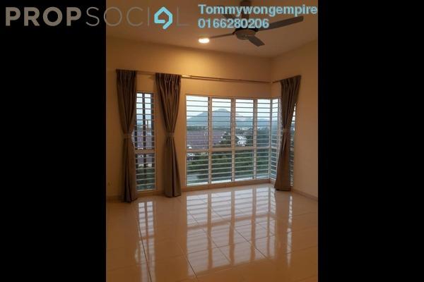 Condominium For Sale in The iResidence, Bandar Mahkota Cheras Freehold Unfurnished 3R/2B 450k