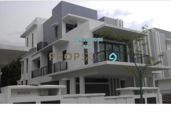 For Sale Bungalow at Villa 33, Cheras Freehold Semi Furnished 5R/7B 3.2m