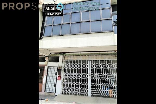 For Sale Shop at Taman Bukit Minyak, Bukit Minyak Freehold Unfurnished 0R/0B 650k