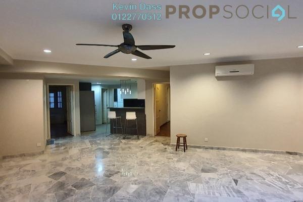 For Rent Condominium at Villa Ampang, Ampang Hilir Freehold Semi Furnished 3R/2B 2.4k