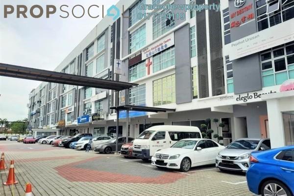 For Rent Shop at Austin V Square, Johor Bahru Freehold Unfurnished 0R/0B 2.5k