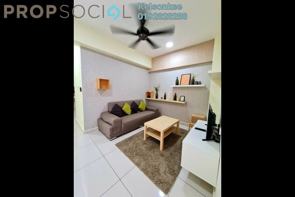 For Rent Condominium at Avenue D'Vogue, Petaling Jaya Freehold Fully Furnished 1R/1B 1.65k