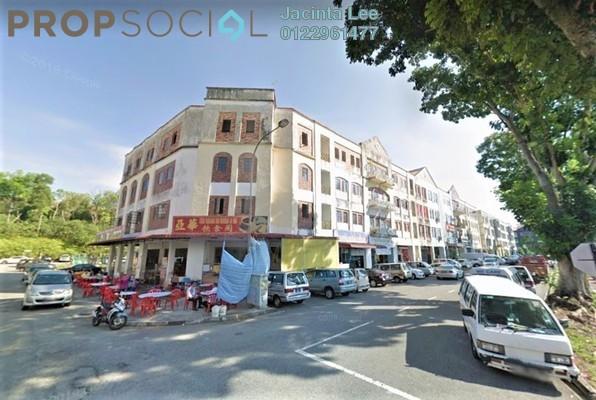 For Sale Shop at Taman Indah Pura, Kulai Freehold Semi Furnished 0R/8B 729k