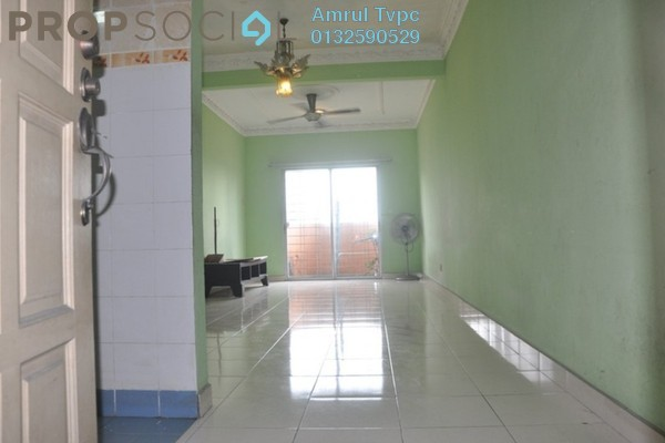 Apartment For Sale in Melur Apartment, Sentul Freehold Unfurnished 3R/2B 369k