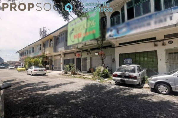 For Rent Shop at Kampung Bercham, Ipoh Freehold Unfurnished 0R/4B 1.6k