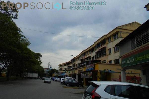 For Rent Apartment at Taman Putra Perdana, Puchong Freehold Semi Furnished 3R/1B 750translationmissing:en.pricing.unit