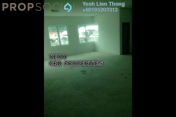 For Rent Factory at The Gates, Batu Maung Freehold Unfurnished 0R/2B 5.8k