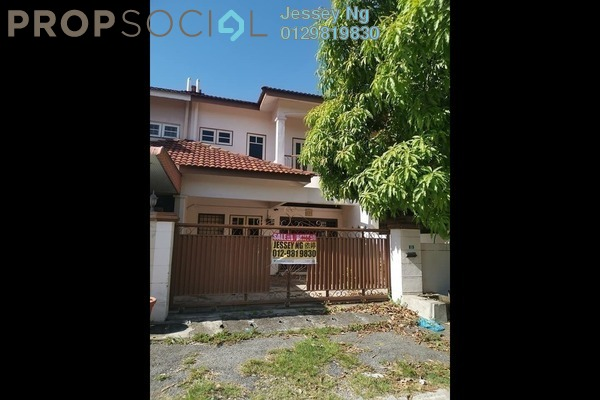 For Sale Terrace at Taman Impiana Adril, Menglembu Freehold Unfurnished 4R/3B 250k