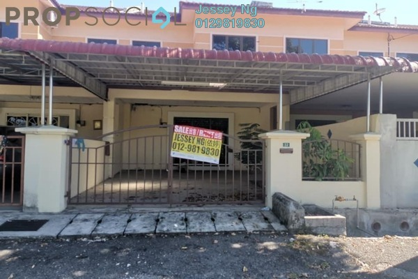 For Sale Terrace at Halaman Meru Impian, Ipoh Freehold Unfurnished 4R/3B 340k