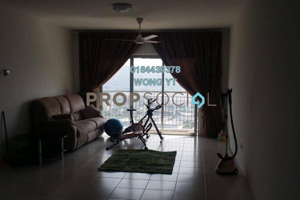 For Rent Condominium at PPA1M Bukit Jalil, Bukit Jalil Freehold Fully Furnished 4R/2B 1.5k