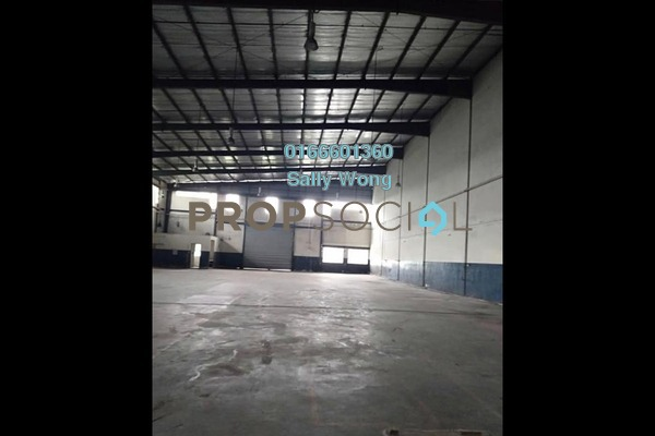 For Rent Factory at Section 27, Shah Alam Freehold Unfurnished 0R/0B 35k
